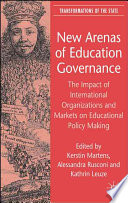 New Arenas of Education Governance