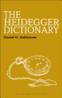 The Heidegger Dictionary