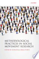 Methodological Practices In Social Movement Research Book PDF