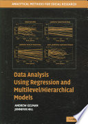 Data Analysis Using Regression and Multilevel Hierarchical Models Book