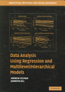 Data Analysis Using Regression and Multilevel/Hierarchical Models