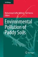 Pdf Environmental Pollution of Paddy Soils Telecharger