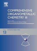 Comprehensive Organometallic Chemistry III Book