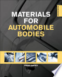 Materials for Automobile Bodies Book