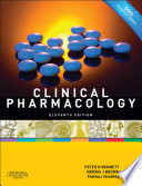 """Clinical Pharmacology"" by Morris J. Brown, Pankaj Sharma, Peter N. Bennett"
