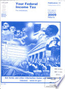 Your Federal Income Tax for Individuals Book