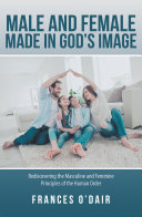 Male and Female Made in God   s Image