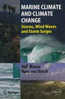 Marine Climate and Climate Change Pdf/ePub eBook