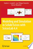 Modeling and Simulation in Scilab Scicos with ScicosLab 4 4