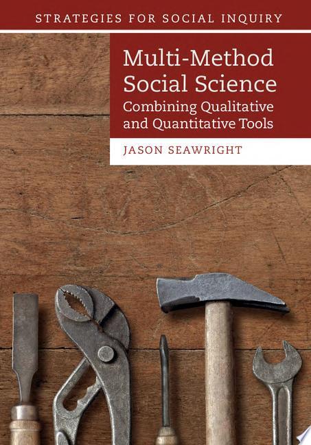 Multi Method Social Science