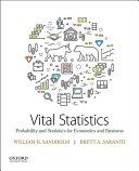 Vital Statistics Book