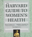 The Harvard Guide To Women S Health Book PDF