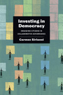 Investing in Democracy [Pdf/ePub] eBook
