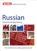 Russian Phrase Book   Dictionary