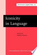 Iconicity in Language