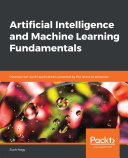 Pdf Artificial Intelligence and Machine Learning Fundamentals Telecharger