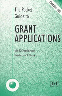 Pocket Guide to Grant Applications