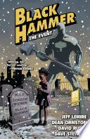 Black Hammer Volume 2: The Event image
