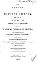 The System of Natural History