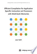 Efficient Compilation for Application Specific Instruction set DSP Processors with Multi-bank Memories