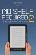 No Shelf Required 2 Pdf/ePub eBook