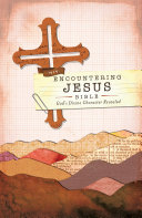 NIV, Encountering Jesus Bible, eBook