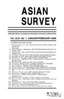 Asian Survey Book PDF