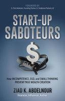 Start-Up Saboteurs