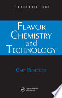 """Flavor Chemistry and Technology"" by Gary Reineccius"