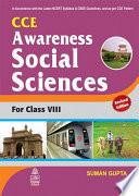 CCE Awareness Social Sciences For Class 8