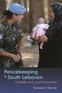 Peacekeeping in South Lebanon