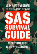 SAS Survival Guide Book