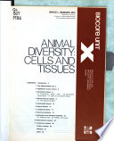 Animal Diversity: Cells and Tissues