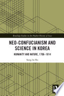 Neo-Confucianism and Science in Korea