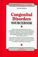 Congenital Disorders Sourcebook