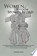 Women of Wisdom Spoken Word Book