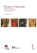 Pdf Women's Networks of Spiritual Promotion in the Peninsular Kingdoms (13th-16th Centuries) Telecharger