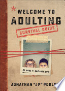 Welcome to Adulting Survival Guide Book