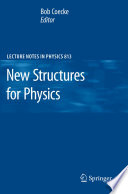 New Structures for Physics Book