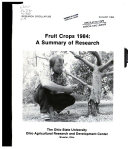 Fruit Crops 1984 Book PDF