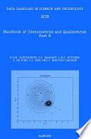 Handbook of Chemometrics and Qualimetrics