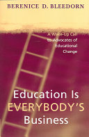 Education is Everybody s Business