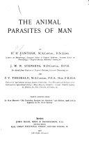 The Animal Parasites of Man