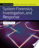 System Forensics  Investigation and Response