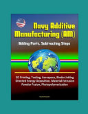 Navy Additive Manufacturing  AM
