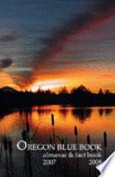 Oregon Blue Book 2007-2008