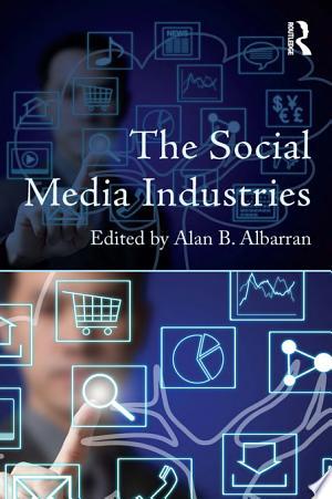 The Social Media Industries banner backdrop