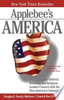 Applebee s America Book