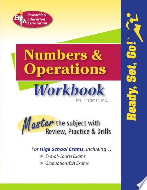 Download Numbers and Operations Workbook online Books - godinez books