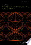 Introduction To Theoretical And Computational Fluid Dynamics Book PDF